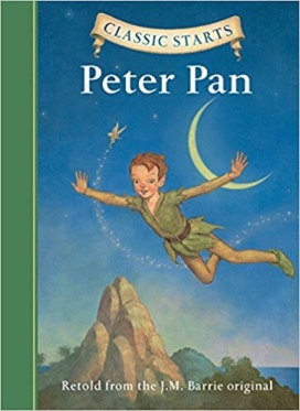 Peter pan book silly voices