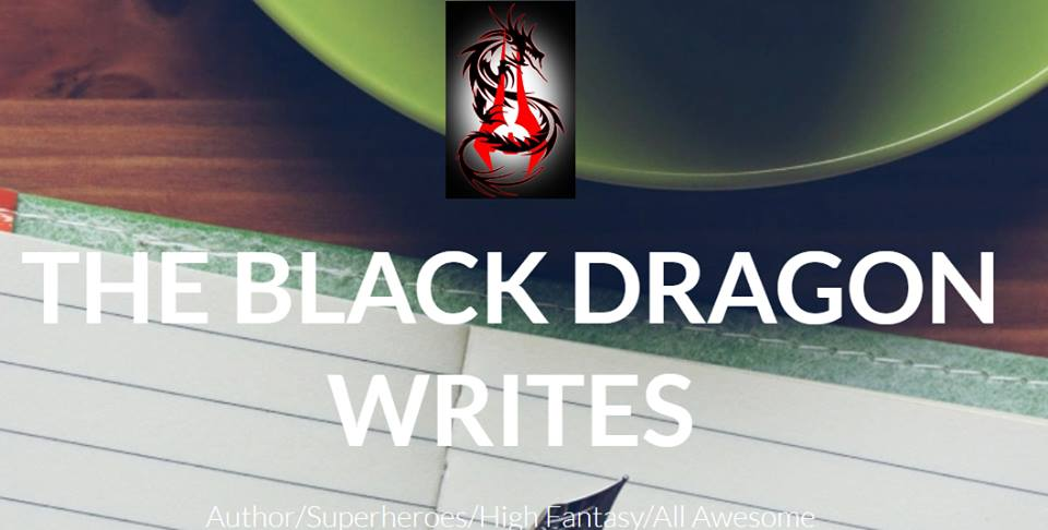 The Black Dragon Writes