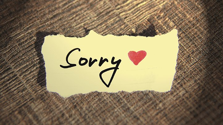 sorry [photo from internet]