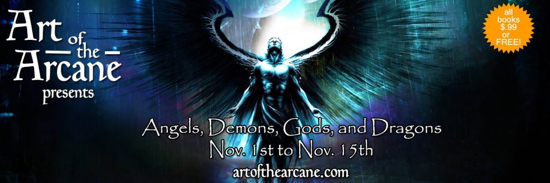 AoftA Angels Demons Gods Dragons