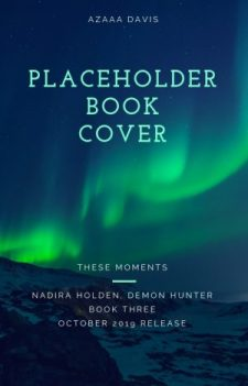 Placeholder bookcover for These Moments