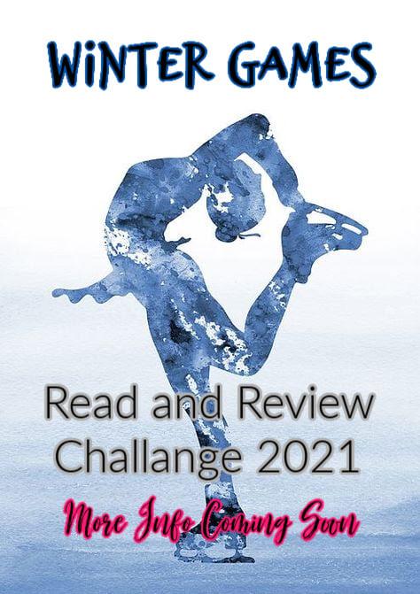 WINTER GAMES Reader Challenge 2021  |  #readerswanted #readers #readingchallenge #readandreview